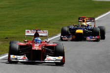 Formel 1 - Vettel: Hungrig auf Platz eins