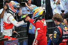 Formel 1 - Button: Alonso verdient den Titel mehr