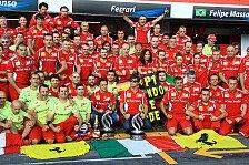 Formel 1 - Brawn: Exzellente Arbeit von Alonso