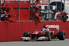 Formel 1 - Brundle: Alonso noch lange nicht Weltmeister