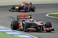 Formel 1 - Hamilton: Hockenheim war größte denkbare Beule