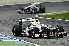 Formel 1 - Halbzeitbilanz: Sauber