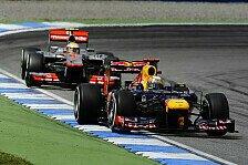 Formel 1 - Marko: Button als Auslöser