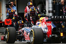 Formel 1 - Renault verteidigt aggressive Strategie