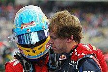 Formel 1 - Stewart rät Vettel von Ferrari-Wechsel ab