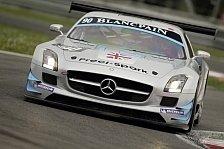 Blancpain GT Serien - 24 Stunden Spa: Schneider unterstützt Preci-Spark
