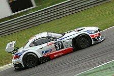 Blancpain GT Serien - Sieben BMW Z4 GT3 in Spa-Francorchamps
