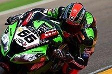 Superbike - Sykes fährt locker zur Pole