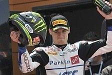 Superbike - Davies, Laverty und Camier nach Lauf zwei