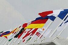 Formel 1 - F1-Piloten freuen sich auf Olympia