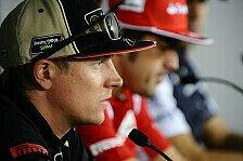 Formel 1 - Räikkönen schließt Ferrari-Rückkehr nicht aus