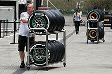 Formel 1 - Mercedes sucht das Reifengeheimnis