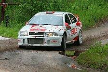 DRS - Matthias Kahle startet bei der Wartburg Rallye