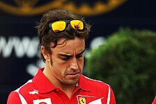 Formel 1 - Alonso von negativer Presse nicht beeindruckt