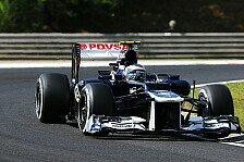 Formel 1 - Bottas hofft auf lange Williams-Karriere
