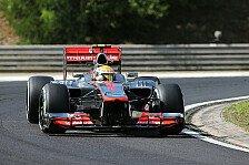 Formel 1 - Hamilton erwartet starke Konkurrenz in Ungarn