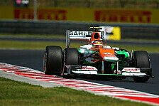 Formel 1 - Vorschau: Young Driver Test in Magny Cours
