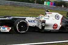 Formel 1 - Sauber: Eine Achterbahnfahrt