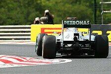 Formel 1 - Bis zu Abflug fühlte sich Schumacher gut