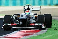 Formel 1 - Kobayashi und Perez nicht zufrieden
