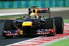 Formel 1 - Vettel ohne Run auf weichen Reifen