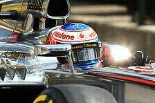Formel 1 - Button noch nicht bereit für Helferrolle