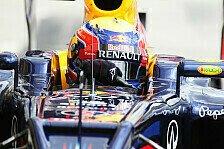Formel 1 - Webber: Gute Karten im WM-Kampf