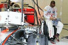 Formel 1 - Hamilton weiter in McLaren-Entwicklung involviert