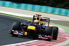 Formel 1 - Horner verneint Parc-Ferme-Tricks bei RBR