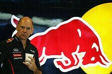 Formel 1 - Newey: Diffusor-Verbot hat uns geschadet