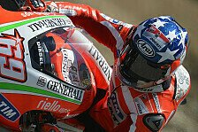 MotoGP - Hayden und Rossi mit zu großem Rückstand