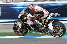 MotoGP - Bradl: Nicht glücklich mit dem Bike