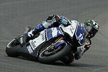 MotoGP - Spies führt nasses Warm-Up in Brünn an