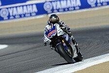 MotoGP - Lorenzo fährt zur Nebelbestzeit