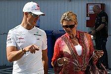 Formel 1 - Neue Nachricht von Schumachers Familie
