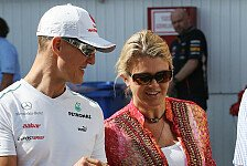 Formel 1 - Schumachers Familie bedankt sich