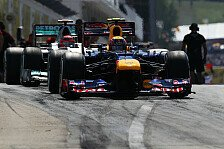 Formel 1 - Webbers nächste Aufholjagd?