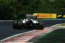 Formel 1 - Sauber kämpft weiter mit Problemen