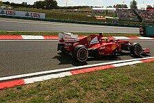 Formel 1 - Domenicali: Wir brauchen Entwicklungsschritte