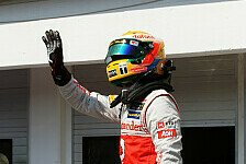 Formel 1 - Hamilton lobt Auswirkungen der Upgrades