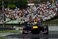 Formel 1 - Vettel: Nach Zitterpartie auf P3