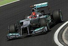 Formel 1 - Schumacher: Keine Entscheidung vor Oktober