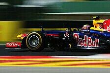 Formel 1 - Halbzeitbilanz: Red Bull