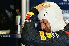 Formel 1 - Webber: Enttäuscht von Armstrong