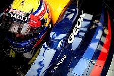Formel 1 - Webber arbeitet am Legendenstatus