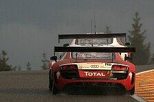 Blancpain GT Serien - Spa-Vortest: Audi und Ferrari an der Spitze