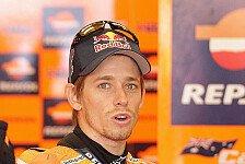 MotoGP - Stoner mit glücklichem Händchen in Laguna