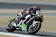 MotoGP - Bradl mit Platz sieben beim Debüt glücklich