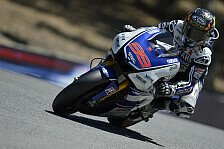 MotoGP - Lorenzo kommt topfit nach Indy