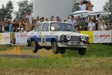 Mehr Rallyes - ADAC Eifel Rallye Festival - Spannung steigt